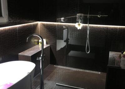 Id carrelage sàrl rénovation de salle de douche et carrelage